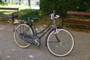 L'eleganza sostenibile della bicicletta