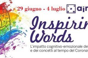 Inspiring Words. 29 giugno – 4 luglio