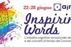 Inspiring Words. 22 – 28 giugno