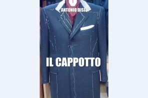 """Il bonus del 110% raccontato da """"Il cappotto"""" di Antonio Disi"""