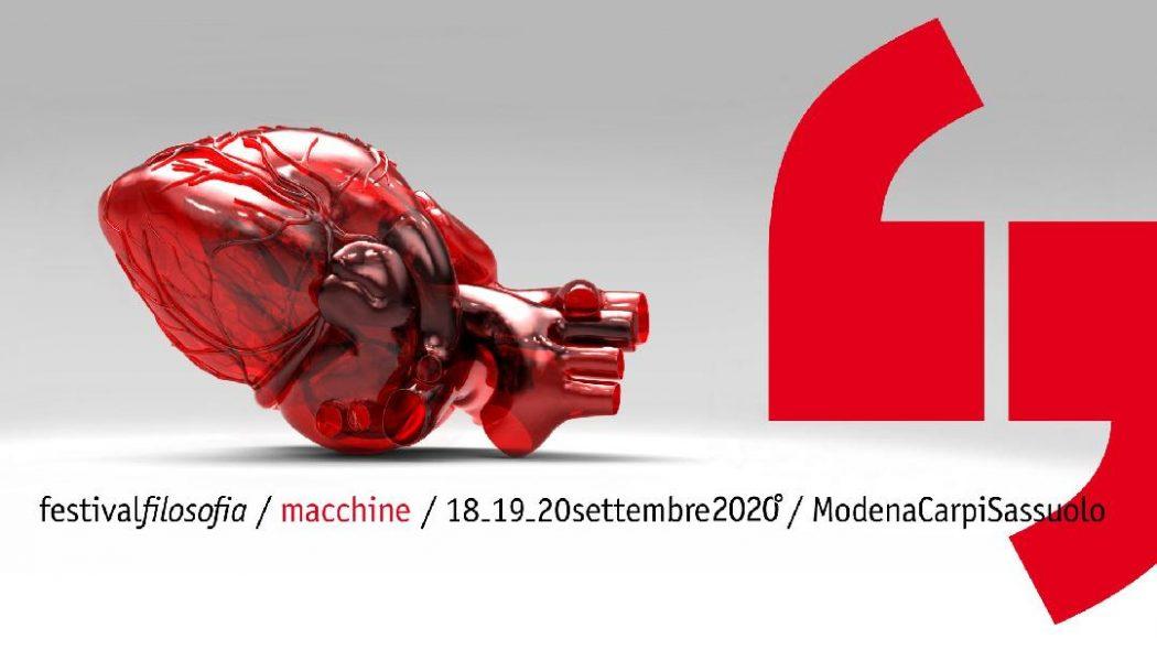 le macchine per spiegare il rapporto tra l'uomo e il suo tempo. Il festival/filosofia 2020 ricorda Remo Bodei