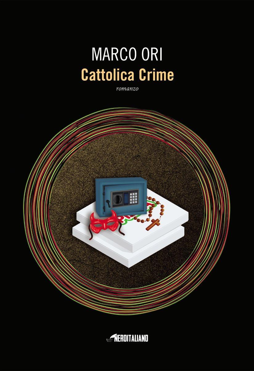 """""""Cattolica crime"""". Ovvero cosa succede se il fattorino di mondo pizza bussa alla porta metre stai derubando un prete nella sua chiesa."""