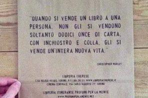 Appartengo ai libri che ho letto