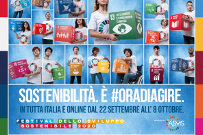 #ORADIAGIRE, la call to action dell'ASviS per un futuro sostenibile