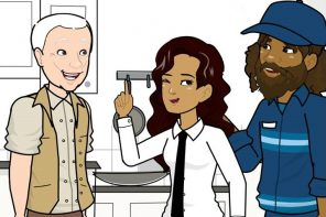 RubyWatt, il fumetto che combatte la povertà energetica
