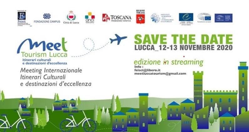 Meet Tourism Lucca 2020: un turismo sostenibile per guardare al futuro