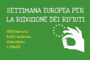Entra nel vivo la Settimana Europea per la Riduzione dei Rifiuti
