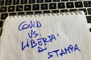 Covid-19 vs Libertà di Stampa