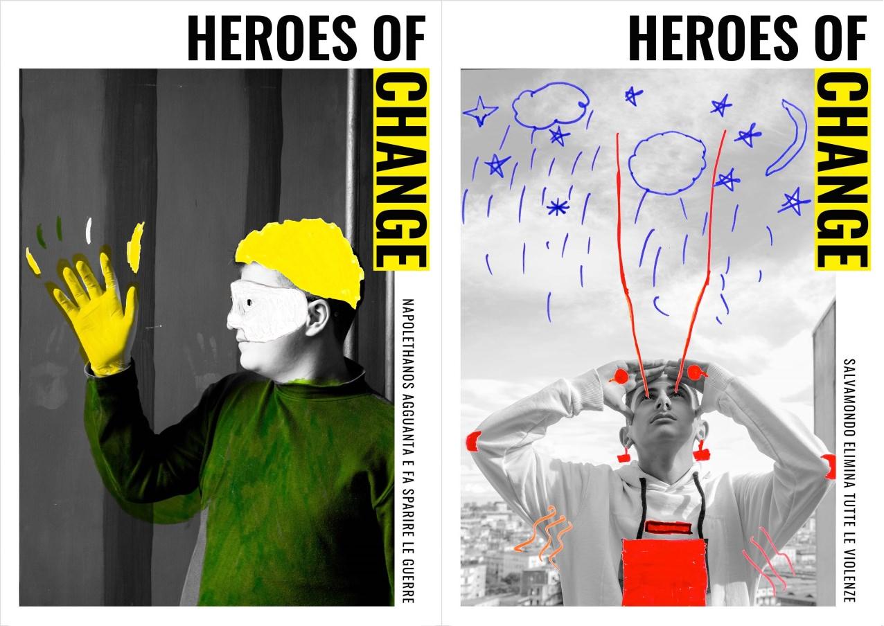 Cari adulti, vi presentiamo i nostri nuovi eroi