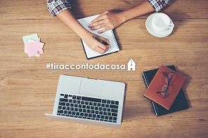 #tiraccontodacasa. Storie da un paese chiuso per malattia