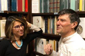 Quei librai di terza generazione. Conversando con Barbara e Francesco della Libreria Rotondi di Roma