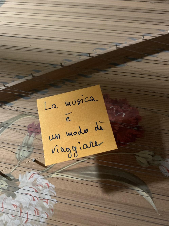 """Tiziana Canfori: """"La musica è un mio linguaggio, che ben esprime il mio modo di essere"""""""